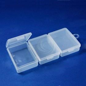 收納盒 3格  K-912 150x70x22mm