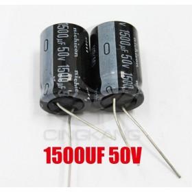 一般電容1500UF 50V 16*25 (2顆入)