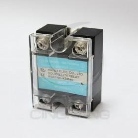 SSR固態繼電器 AC to AC 40A240V A24040