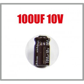 一般電容100UF 10V 6*12 (10顆入)