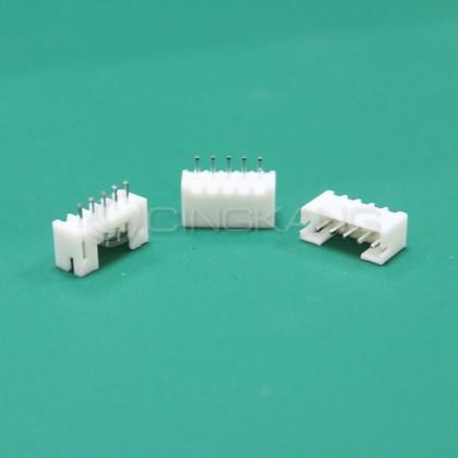 PH2.0-5P 條形連接器 公頭 (20入)