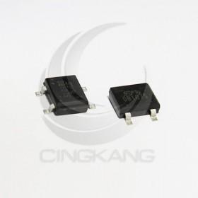 DB107S 4腳 1A/1000V 貼片 橋式整流器(5入)