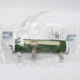 半可調瓷管電阻器(線繞) 50W 50Ω