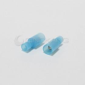 子彈型尼龍絕緣公端子 FRFNY 2-156(50入)藍 (16-14AWG)