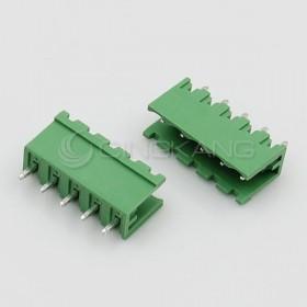 直針接線端子KF2EDGK 5P/5.08MM 公座 (2入)