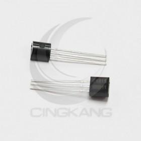 2SC1815(TO-92) 電晶體 0.15A 0.4W 60V(2入)