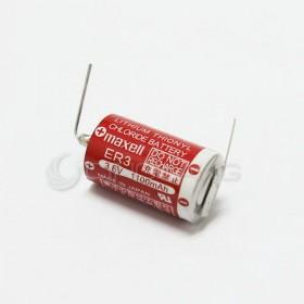 MAXELL ER3 3.6V 1100mAh 高溫鋰電池