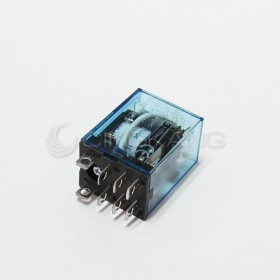 OMRON LY2N-J  100/110VDC  12A240VAC 8PIN 繼電器