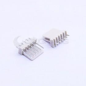 Molex 2.54連接器-6P 公插頭 (20入)