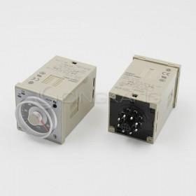 OMRON H3BA-N8H 24VDC 8PIN 繼電器