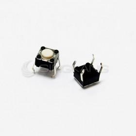 OMRON B3F-1000 日製微動開關 滑鼠按鍵 中鍵 6*6*4.3mm