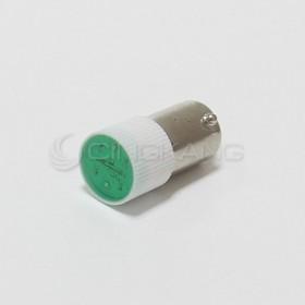 BA9S LED燈 220V- 綠色