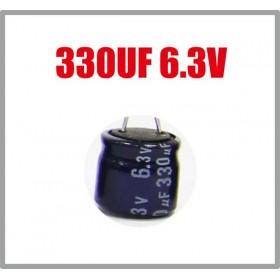 一般電容330UF 6.3V 8*8 (10顆入)