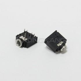 3.5音頻插頭-雙聲道 耐高溫5腳(2入)