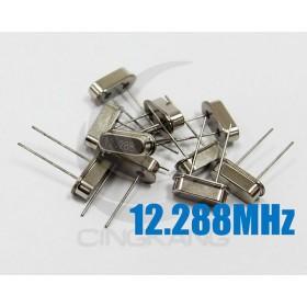 49S型無源晶振 12.288MHz(10入)