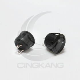 20 ψ2P 10A125V小洛可丸型 黑色