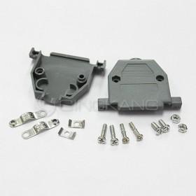塑膠灰色外殼 25P (含螺絲)