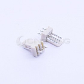 Molex 2.54連接器-3P 公插頭 (20入)
