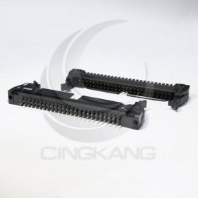 DC2-50P 間距2.54MM 牛角座直針(2入)