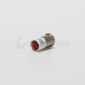 BA6S-A型  LED燈 24V- 紅色