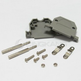 25P D型接頭保護蓋 (附長螺絲)