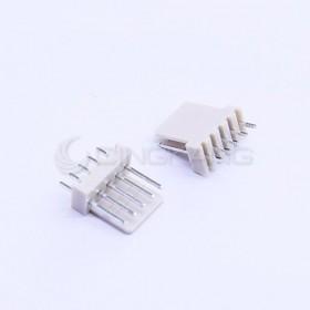 Molex 2.54連接器-5P 公插頭 (20入)