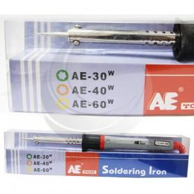 AE 膠柄特尖烙鐵 40W 110V