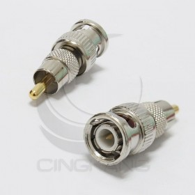 BNC公頭-RCA公插座