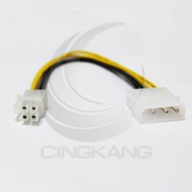 IDE大4P轉ATX 4P電源線(P3-P4) PR-15