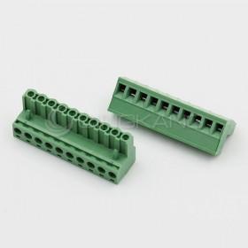 PCB5.08-10P 接線端子 母 (2入)