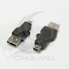 迷你USB公轉 5PT口頭