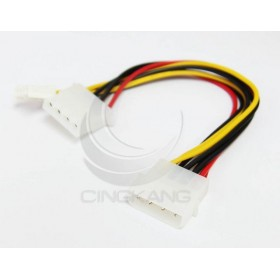Y-CABLE 2大1小(PW-5)