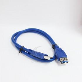 USB3.0 A公A母高速傳輸線 50CM