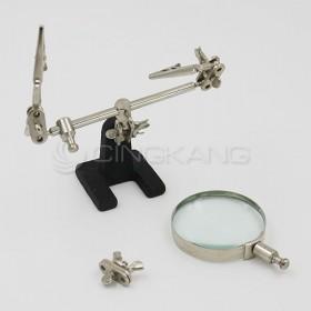 放大鏡輔助夾具 YI-391A 90mm (2.5X/4.5X)
