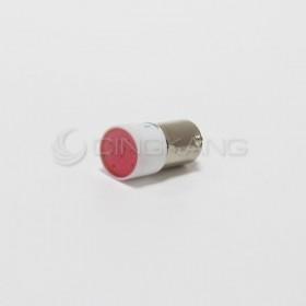 BA9S LED燈 110V- 紅色 (插端)