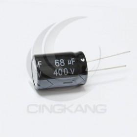 一般電容68UF 400V 18*25 (2顆入)