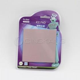 導熱貼紙ICE PAD 10*10CM (灰0.3 粉0.8 黑2.0t/mm)