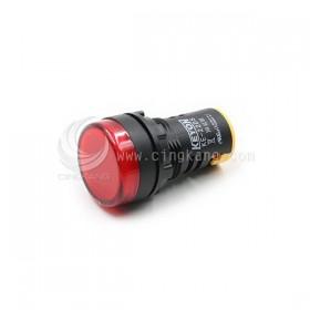 22mm LED指示燈 紅色 24V