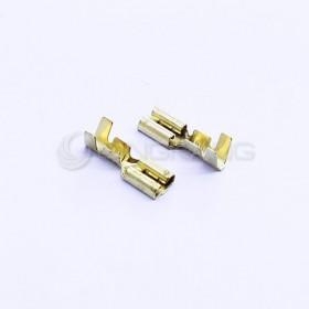 開放型母端子KST 604LR  14~16AWG (100PCS/入)