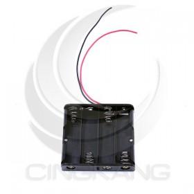電池盒(帶線) 4顆3號
