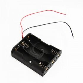 電池盒(帶線) 3顆3號