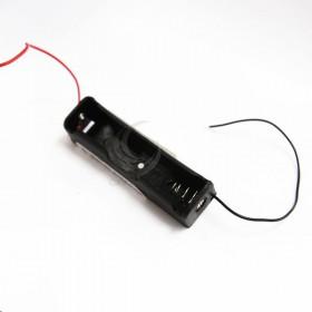 電池盒(帶線) 18650 單顆