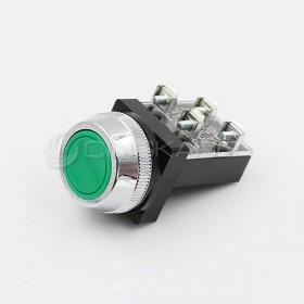 AP 平頭按鈕-綠(#30) 1a1b (傳統型)