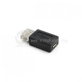 USB2.0 A母-Micro B母轉接頭 (USG-20)