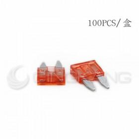 10A 小型汽車保險絲片 (100入)