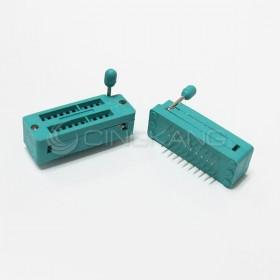 20PIN 窄形 IC測試座