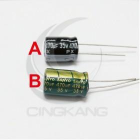 一般電容470UF 35V (5顆入)