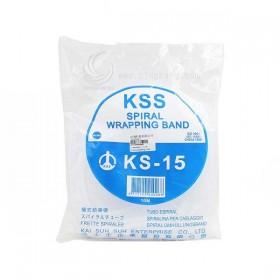 KSS 捲式結束帶KS-15 10M(白色)