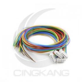 XH2.5 5P 單頭-帶線總長40CM (5條入)
