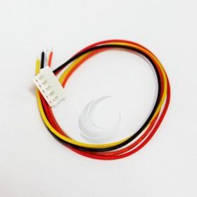 XH2.5MM 單頭排線5P 長20CM